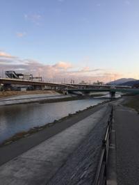 今日の勧進橋2017/2/27