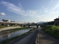 今日の勧進橋2016/7/29