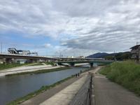 今日の勧進橋2016/9/25
