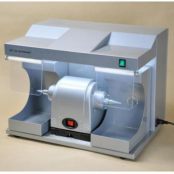 技工室用照明/吸塵口付き研磨機AX-J4