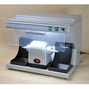 技工室用内蔵式吸塵機付き研磨機AX-J5