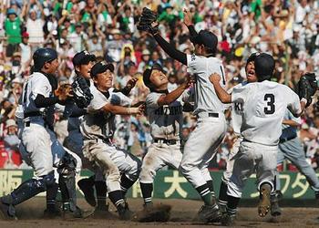 夏の全国高校野球