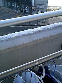 積もり雪☆