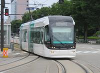 素敵な路面電車 (富山・富山ライトレール)