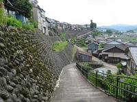 坂の上の街 (富山県・八尾)