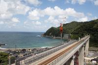 空の駅 (兵庫県・餘部鉄橋)