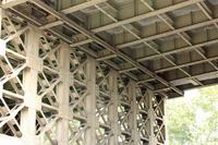 手造りの美しき意匠 (梅小路公園大宮南口・唐橋ブリッジ)