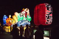 京のねぶた (東山・粟田祭)