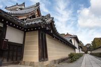 石畳の路地 (妙心寺)