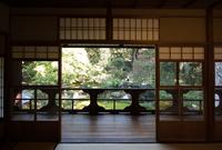 素敵な欄干のある部屋 (旧三井家下鴨別邸)