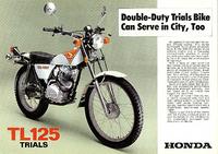 『TL125'76』 オーストラリア版カタログ 2008/03/03 03:14:04