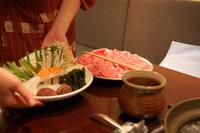 日本での食体験(culinary delights)