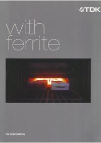with ferrite