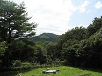 吉田山山頂広場