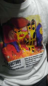 Tシャツ届いた~ 2013/06/15 16:06:35