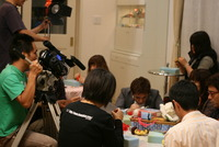 NHK収録でした。10月20日18時10分より 放映