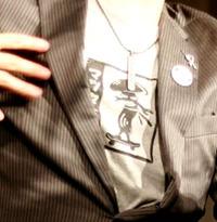 松ちゃんのお兄さんがマツタケオTを着て!