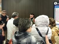 """2月3日(金)京都さんぽ""""平安神宮「節分祭・鬼の舞」見学と専門店で味わう絶品天ぷらランチ""""行ってきました!"""
