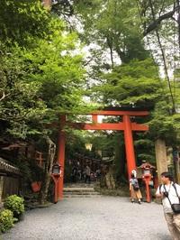《 7/28京都さんぽ 貴船川床料理と夏の京都を味わう 散策レポート♪ 》