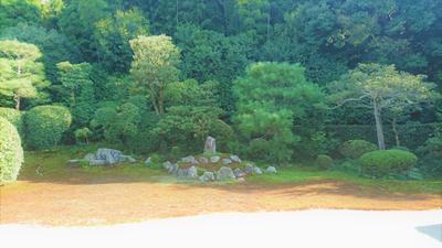 芬陀院・鶴亀の庭