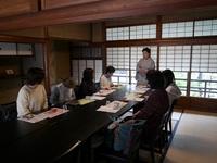 4月15日 観桜ゆるり茶会レポート