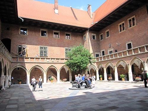 東欧4ヶ国旅行記:ヤギェウォ大学