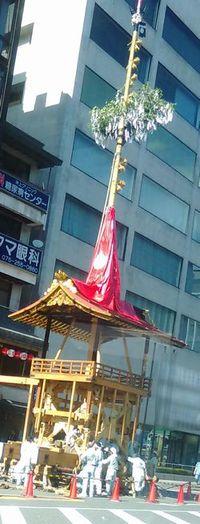 祇園祭りとお出かけいろいろ