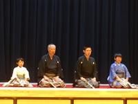 鞆吉田嘉謡社創立65周年記念謡曲大会