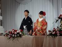 ガンチャン結婚式
