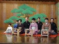 吉田嘉謡社春季謡曲大会(京都)
