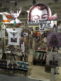 東急ハンズ横浜店でほぼ等身大ヴィクトールに会えます☆