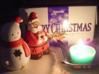 メリークリスマス!&年末年始のご案内!