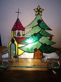 クリスマスプレート2012