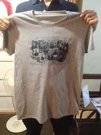 雨林舎Tシャツワークショップの記録。