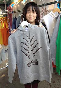 11月の上賀茂神社手づくり市 出店記録。