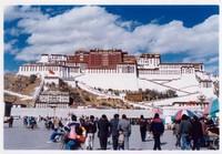 チベット・ポタラ宮の中