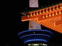 平安京の幻想 (JR京都駅前)