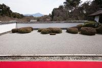 比叡山を眺む (正伝寺)