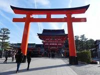 京都一周トレイル 伏見稲荷大社~伏見桃山を歩く