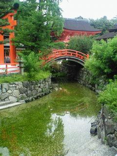 下鴨神社は涼しい【京都ベンチャー・パシオ】