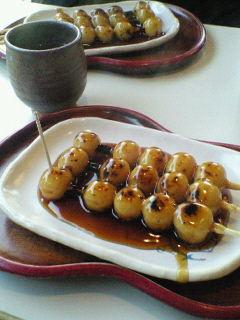 加茂みたらし茶屋【PASIO】