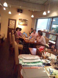 ブログカフェに行ってきました。正式版。