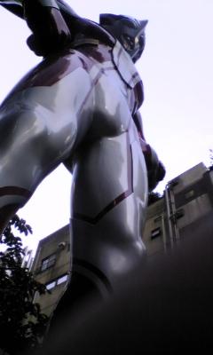 ウルトラマン。赤坂のTBS。
