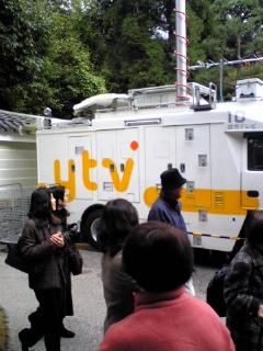 東福寺テレビ中継