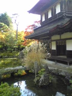 銀閣寺(1)