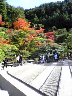 銀閣寺(2)
