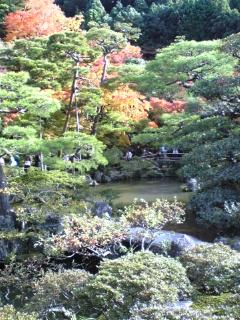 銀閣寺(3)