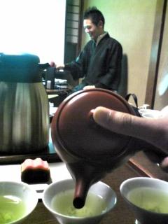 〔ほっこり庵〕お茶の入れ方講座