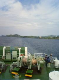 海の写真。