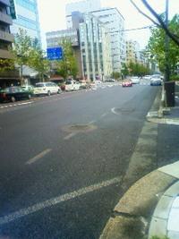 Googleストリートビュー。